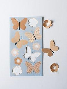 Fields of Joy gifttags (summer beige)