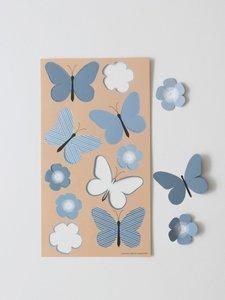 Fields of Joy gifttags (summer blue)