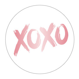 Sticker XOXO