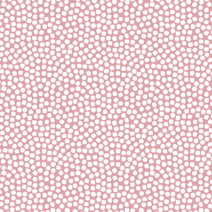 Vloeipapier Cozy cubes roze metallic