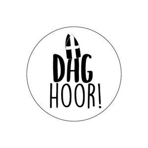 Sticker Dag hoor!