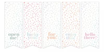Sticker Vaantje Sow & Grow holografisch