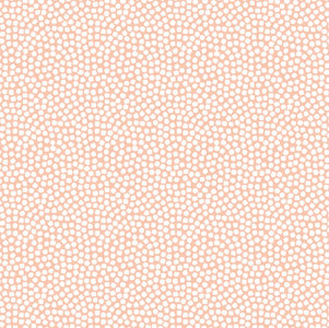Vloeipapier Cozy cubes peach metallic