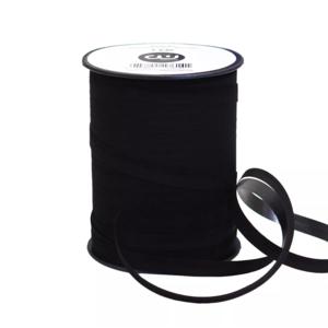 Krullint Velvet black 10mm