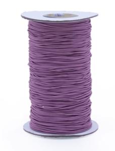 Elastic band Pirate purple