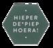 Sticker Hieper de piep hoera! green_