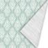 Cadeauzakjes Bohemian leaves saliegroen/zilver 17 x 25_