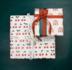 Cadeaupapier Kersjes_