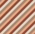 Cadeauzakjes Diagonal stripes terra 17 x 25_