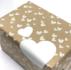 Stickers Mini hearts white_