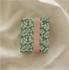 Cadeaupapier Jessica Nielsen flowers green_