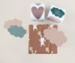 Cadeaulabel Cloud pink_
