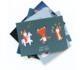 Ansichtkaart Sint acrobaat_